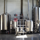7bbl Brewhouse Equipment Comercial Brewing Machine Craft Beer en venta España