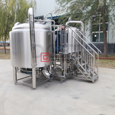 10BBL Industrial utiliza cerveza Brewhouse Beer Brewing Equipment Fabricantes