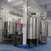 2000L Craft Beer China Fabricante Hotel Brewery Equipment Cellar Comercial y personalizable Máquina de cerveza en venta