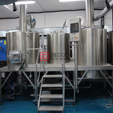 2000L Malt Drink Full Grain Beer Brewing System Commercial Beer Beer Brewery para la venta